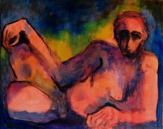 Male Figure by Victor Ventura