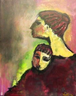 Motherhood by Victor Ventura