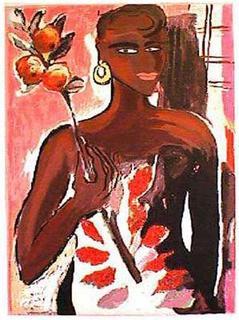 Jaffa by Elvira Bach