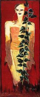 Women / Ivy by Elvira Bach