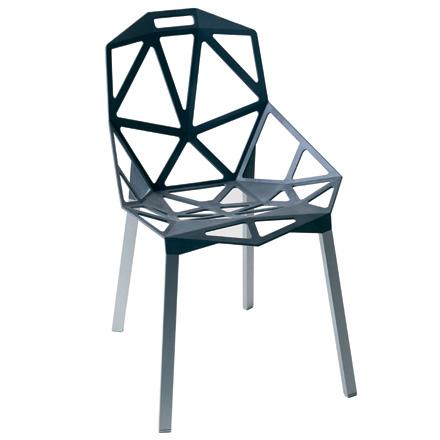 Grcic Chair One poaa com konstantin grcic chair one