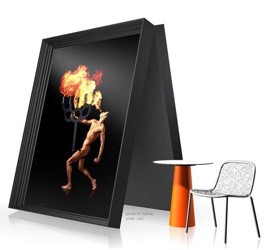 Superfurniture superstudio marcel wanders frame - Superstudio espana ...