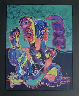 Composition III by Mario Murua