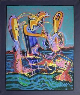 Composition II by Mario Murua
