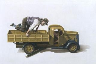 Auto by Jan Peter Tripp