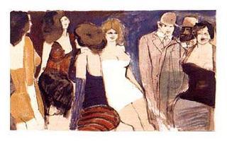 Die Gruppe by David Schneuer