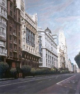 Gran Via by Pablo Carnero