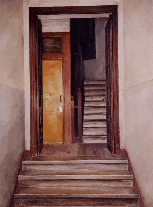 Portal de la calle Portu. by Pablo Carnero