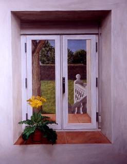 Window by Pablo Carnero