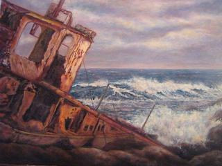 Last Port by Milagros Nuñez Risso