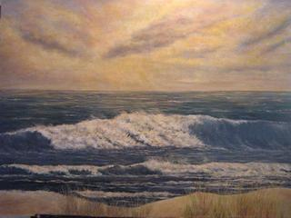 Ocean by Milagros Nuñez Risso