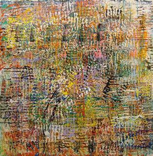 Interstice # 1 by Linda Sgoluppi