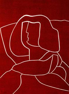 Red Menina I by Luis Yngüanzo
