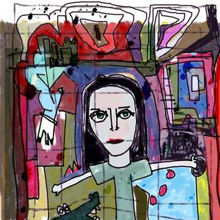 Girl by Cid Soard