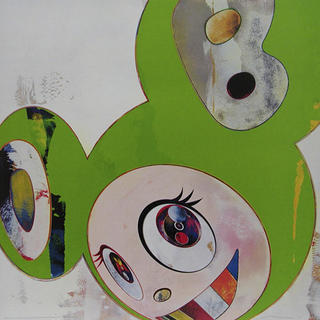And then and then and then….. Kappa by Takashi Murakami