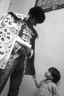 José Tomás and the Pretty Boy by Anya Bartels-Suermondt