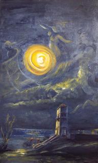 Nocturne 2 by Rosario de Mattos