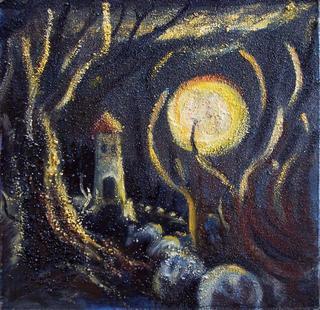 Nocturne 1 by Rosario de Mattos