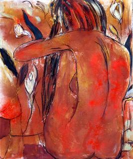 Nude V by Soledad Fernández