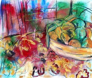 Still Life by Soledad Fernández