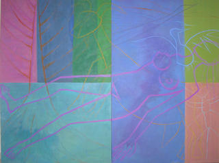 Figurative-Abstract by Laura Cabrera