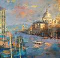 Venezia by Cristina Bergoglio