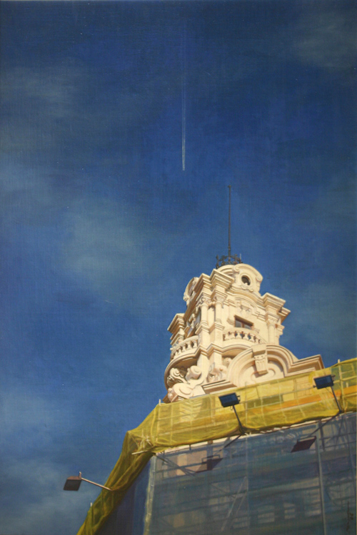 From Madrid to the Sky by Carlos Marijuan