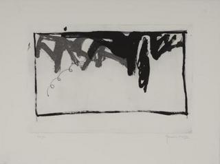 Grey and Black by Joan Hernández Pijuan