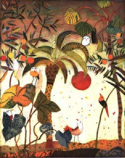 Orientalizher Garten (Oriental Garden) by Jutta Votteler