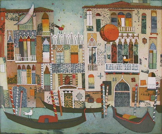 Venedig (Venice) by Jutta Votteler