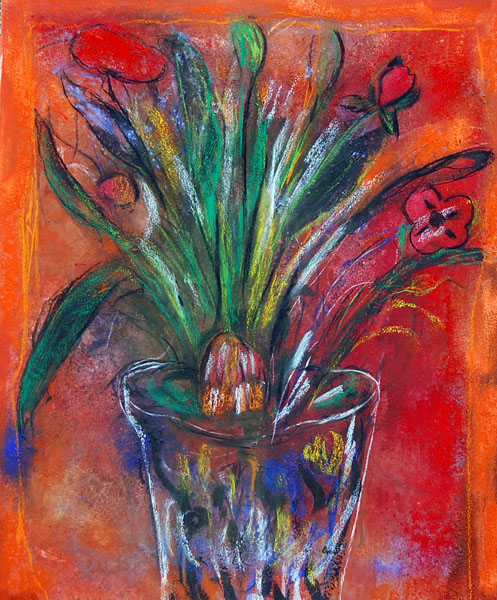 Vase by Soledad Fernández