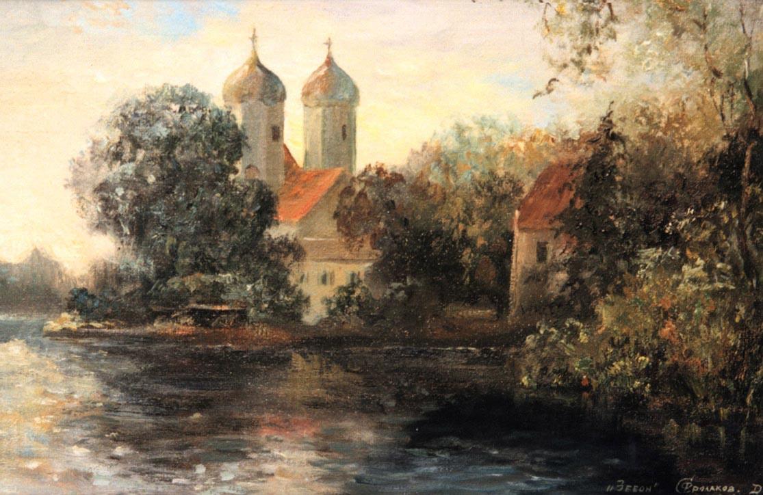 Seeon by Sergey Frolakov