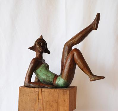 Sabela III by María San Martín