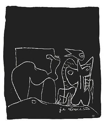 Entre-Deux - 10 by Le Corbusier