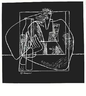 La mer est toujours présente - 01 by Le Corbusier