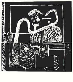 La mer est toujours présente - 03 by Le Corbusier