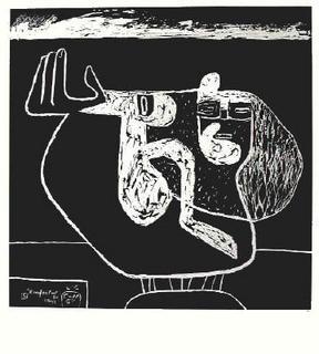 La mer est toujours présente - 04 by Le Corbusier
