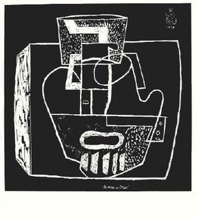 La mer est toujours présente - 06 by Le Corbusier