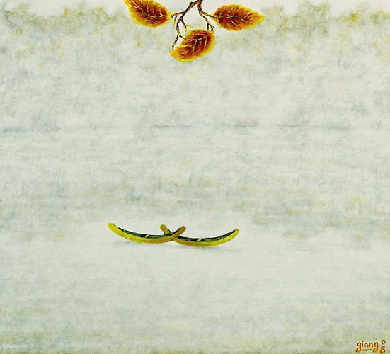 Leaves 12 by Pham Kien Giang