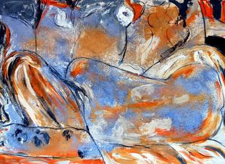 Nude IX by Soledad Fernández