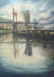 La Salve Bridge by Zafra