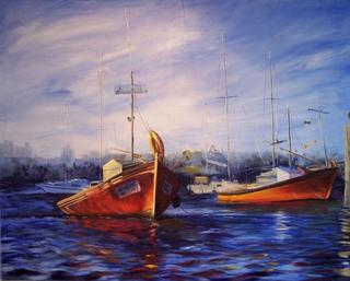 From the Sea by Rosario de Mattos