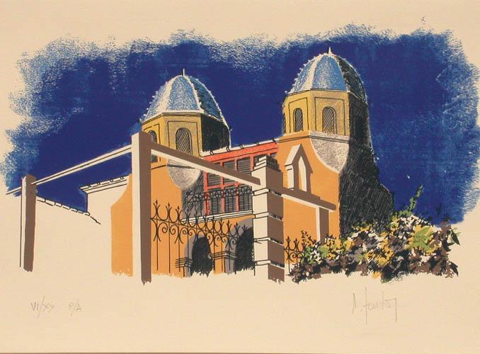 Altea by Luis Frutos
