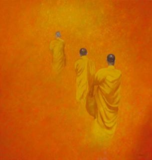 TB18: Monk by Vu Thai  Binh