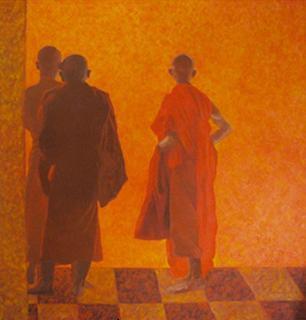 TB21: Monk by Vu Thai  Binh