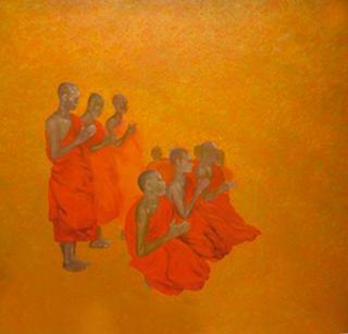 TB25: Monk by Vu Thai  Binh