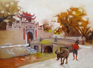 TB26: Landscape by Vu Thai  Binh