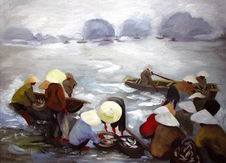 TB28: Morning HaLong Bay by Vu Thai  Binh