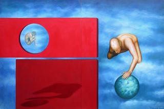 Gravitatory Dance by Carmelo L. Canales