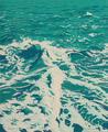 Turquoise Marine I by Eduardo Sanz